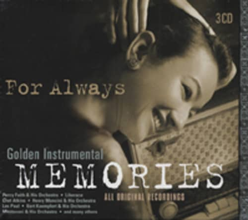 For Always - Instrumental Memories (3-CD)