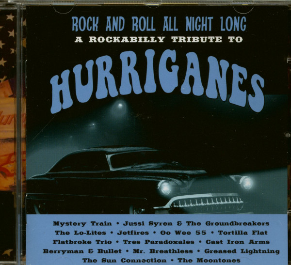 Rock And Roll All Night Long - A Rockabilly Tribute To Hurricanes (CD)