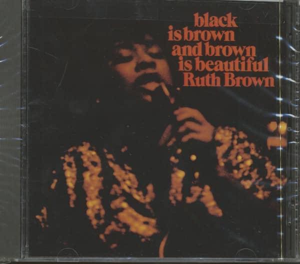 Black Is Brown And Brown Is Beautiful (CD)