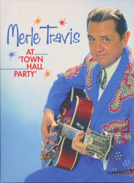 Merle Travis At Town Hall Party (DVD)