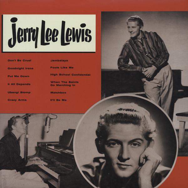 Jerry Lee Lewis (SUN)
