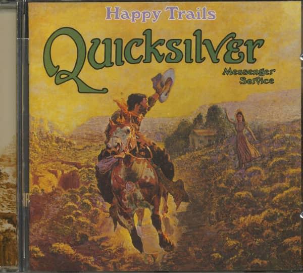 Happy Trails (CD)