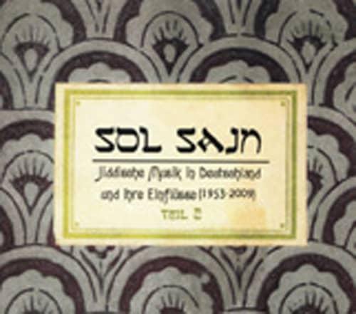 Vol.2, Jiddische Musik in Deutschland und ihre Einflüsse (1953-2009)