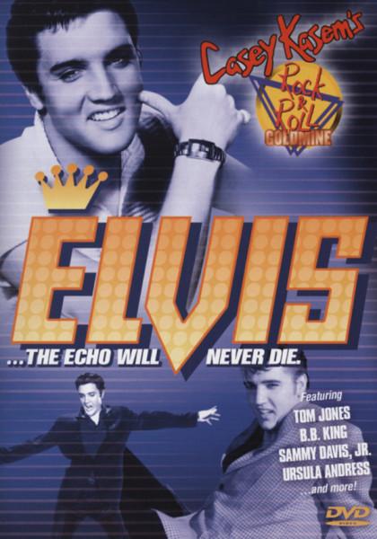 Casey Kasem's Goldmine - Elvis...The Echo Wil