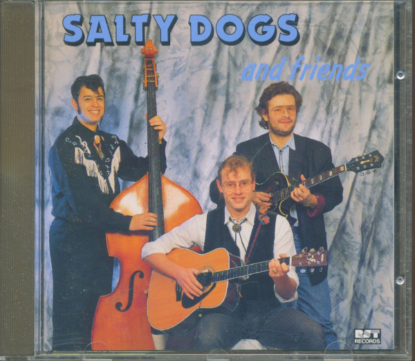 Salty Dogs And Friends (CD)