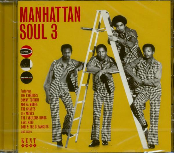 Manhattan Soul, Vol.3 (CD)