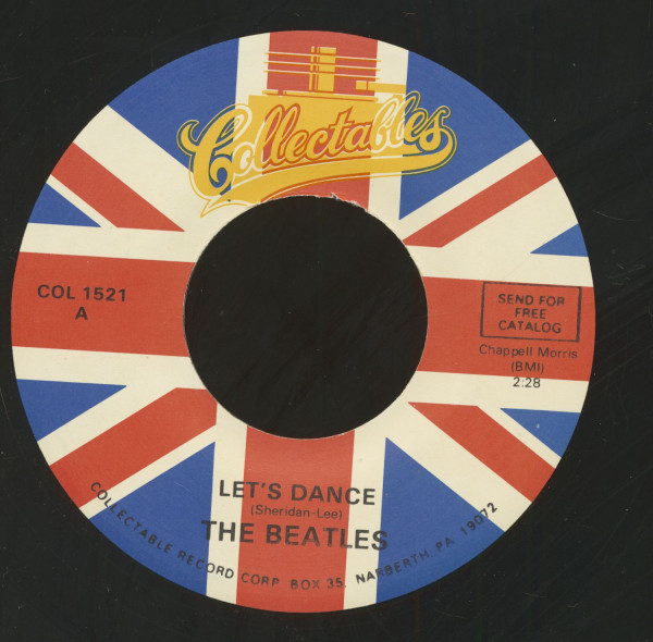 Let's Dance - If You Love Me Baby (7inch, 45rpm)