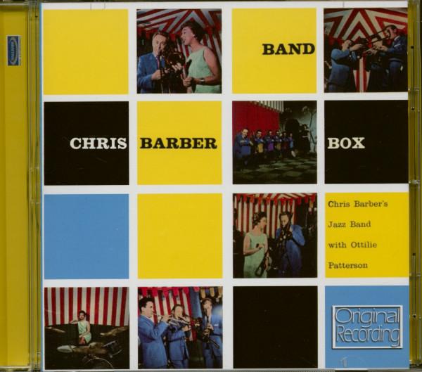 Chris Barber Band Box (CD)