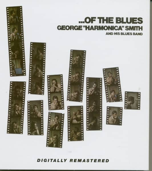 Of The Blues (CD)