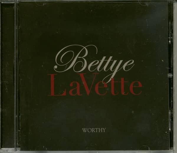 Worthy (CD)