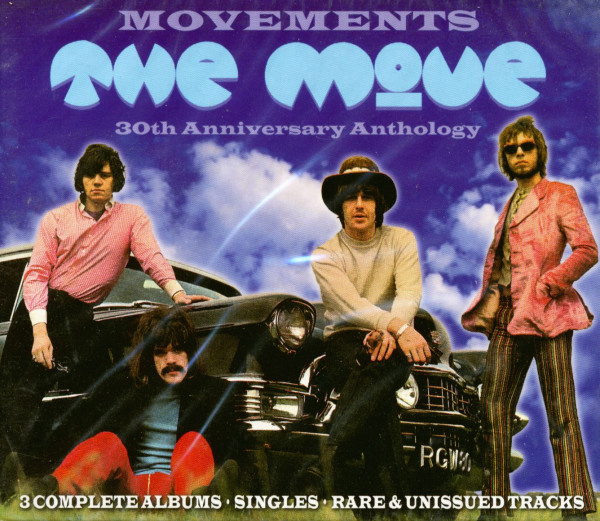 Movements - 30th Anniversary Anthology (3-CD)