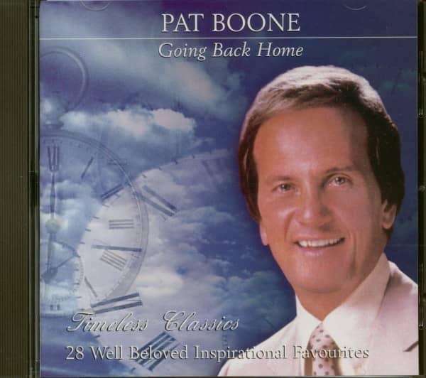 Going Back Home (CD)