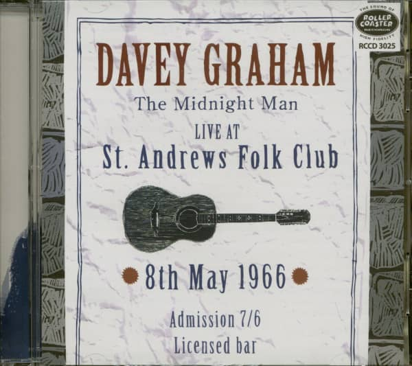 Live At St. Andrews 1966 (CD)