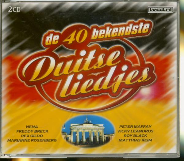 40 Deutsche Hits 2-CD