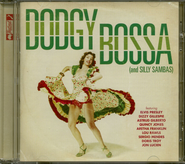Dodgy Bossa (and Silly Sambas) (CD)