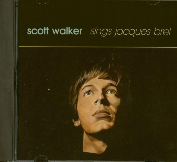 Scott Walker Sings Jacques Brel (CD)