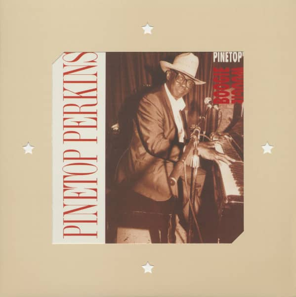Pinetop's Boogie Woogie (2-LP, 180g)