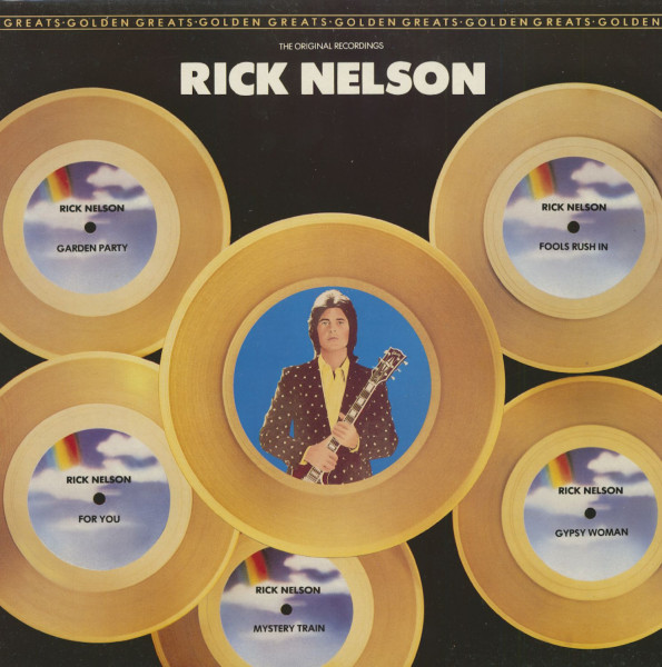 Golden Greats (LP)