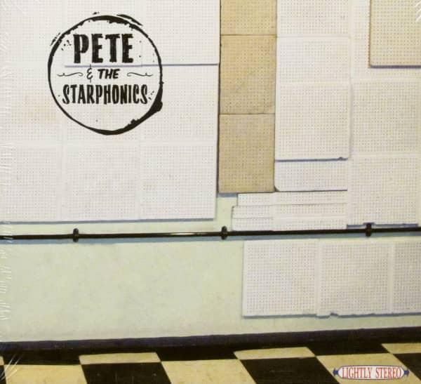 Pete & The Starphonics (CD)