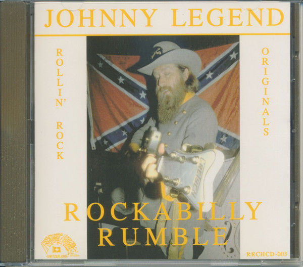 Rockabilly Rumble (CD)