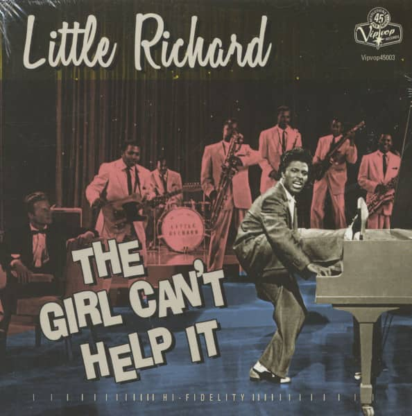 The Girl Can't Help It - Rip It Up (7inch, 45rpm, PS)