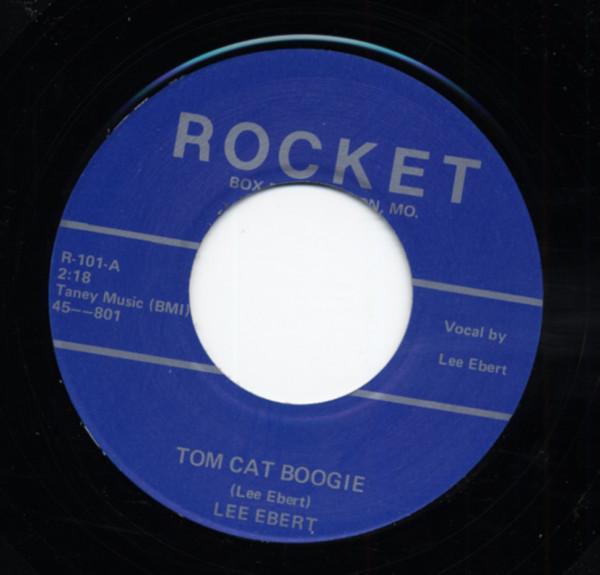 Tom Cat Boogie b-w Let's Jive It 7inch, 45rpm