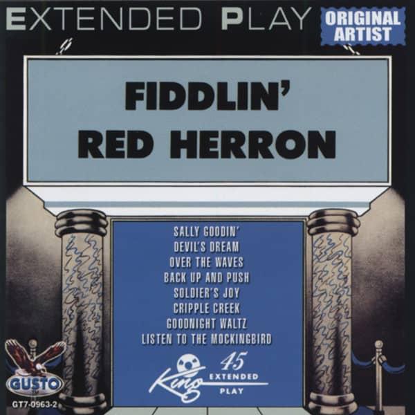 Fiddlin´ Red Herron - Extended Play - Mini Album