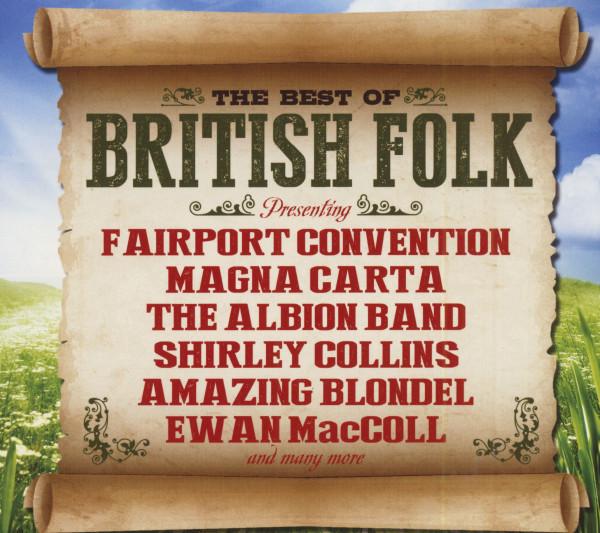The Best Of British Folk (2-CD)