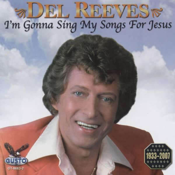 Singing My Songs For Jesus