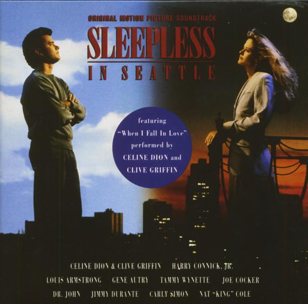 Sleepless In Seattle - Motion Picture Soundtrack (LP, Blue Vinyl, Ltd.)