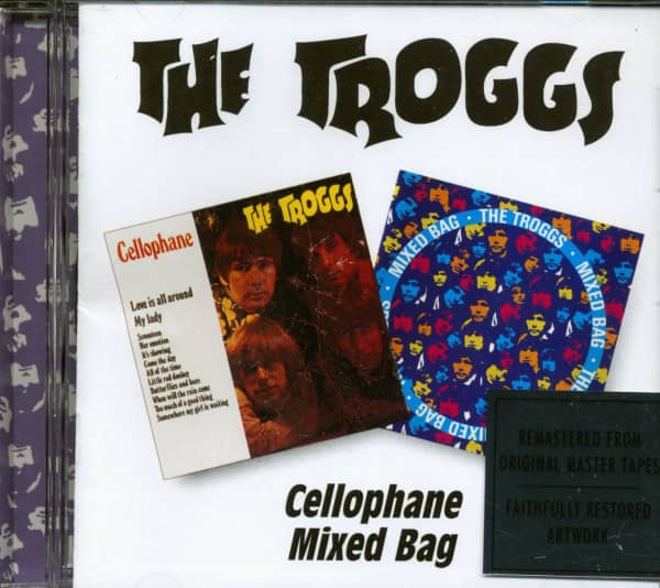 Cellophane - Mixed Bag (CD)