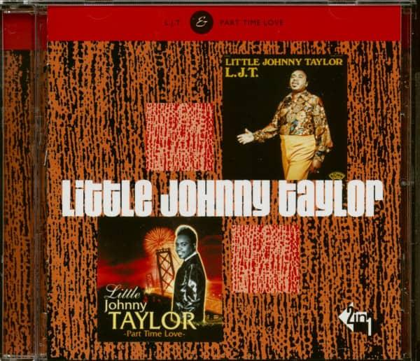 L.J.T. & Part Time Love (CD)