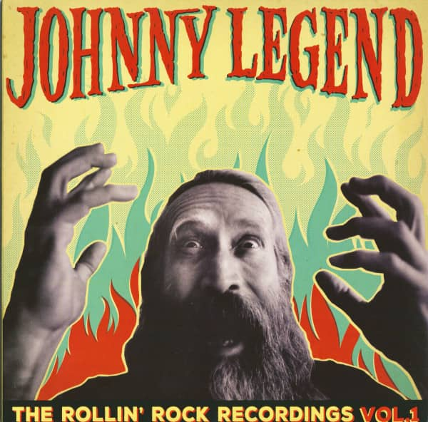 The Rollin' Rock Recordings, Vol.1