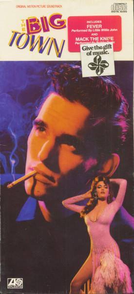 The Big Town - Original Motion Picture Soundtrack (CD Longbox)