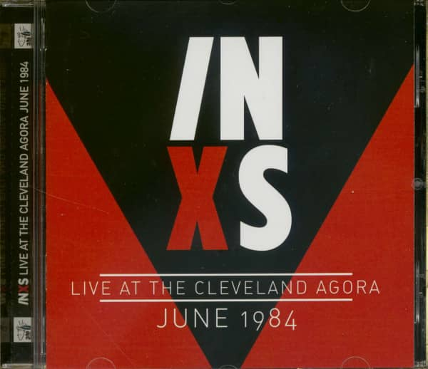 Live at the Cleveland Agora June 1984 (CD)