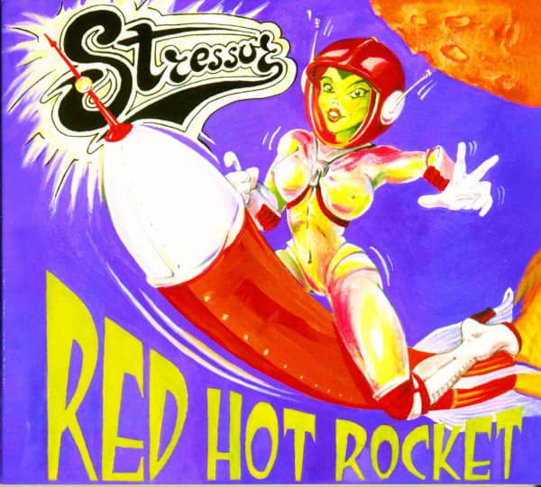 Red Hot Rocket