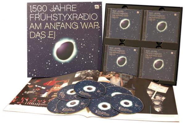 1500 Jahre Frühstyxradio (8-CD)