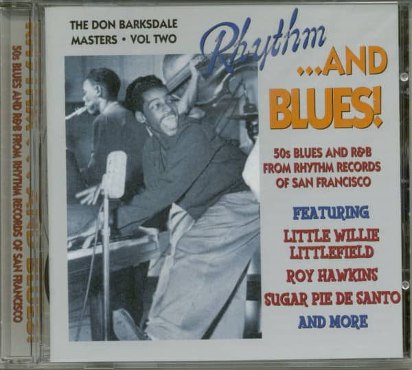 Rhythm...And Blues - Don Barksdale Masters Vol.2