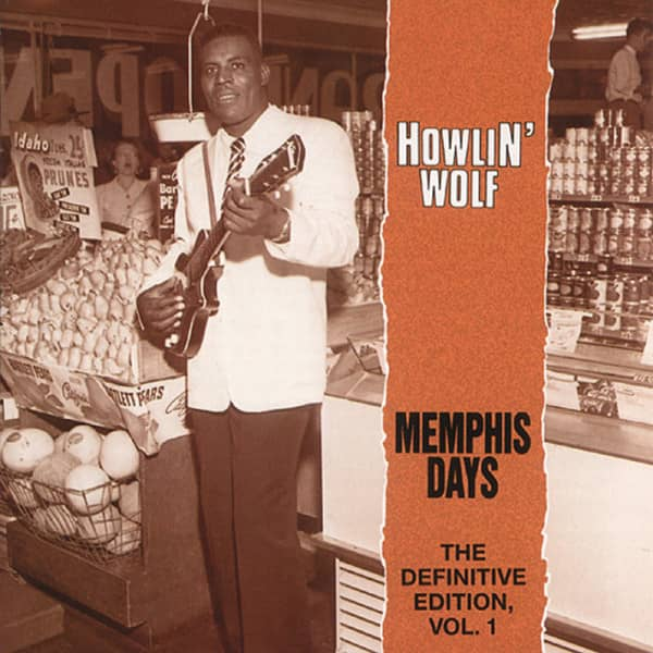The Memphis Days Vol.1