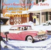 Christmas On The Countryside - 27 Honky Tonkin' Christmas Country Songs (CD)
