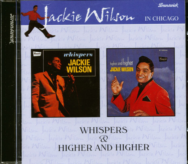 Whispers - Higher And Higher (CD)