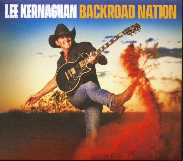 Backroad Nation (CD)