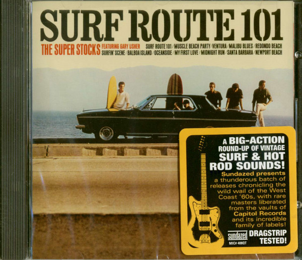 Surf Route 101 (CD)