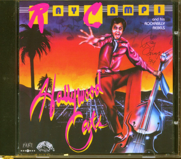 Hollywood Cats (CD)