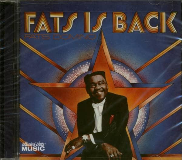 Fats Is Back (CD)