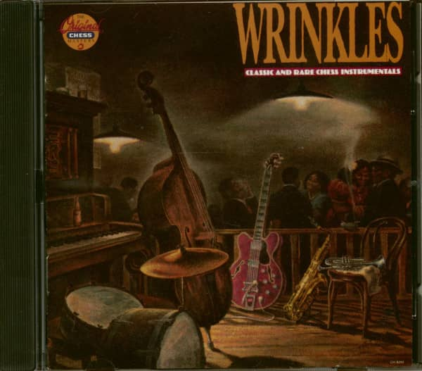 Wrinkles - Classic And Rare Chess Instrumentals (CD)