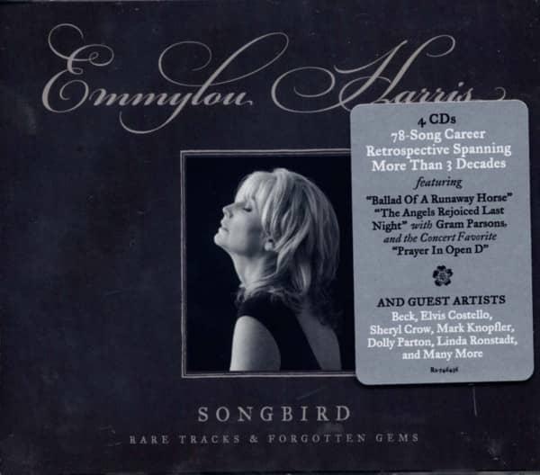 Songbird - Rare Tracks & Forgotten Gems (4-CD)