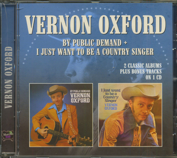By Public Demand - I Just Want To Be A Country Singer (CD)