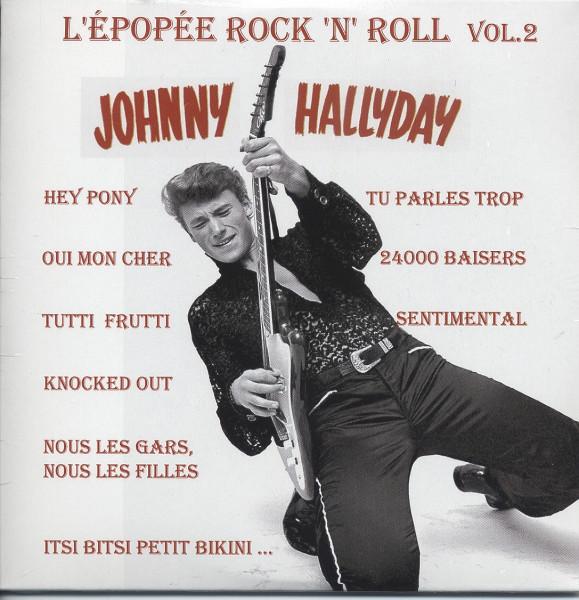 Vol. 2, L'epopee rock'n'roll