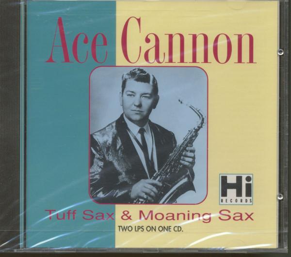 Tuff Sax - Moanin' Sax (CD)